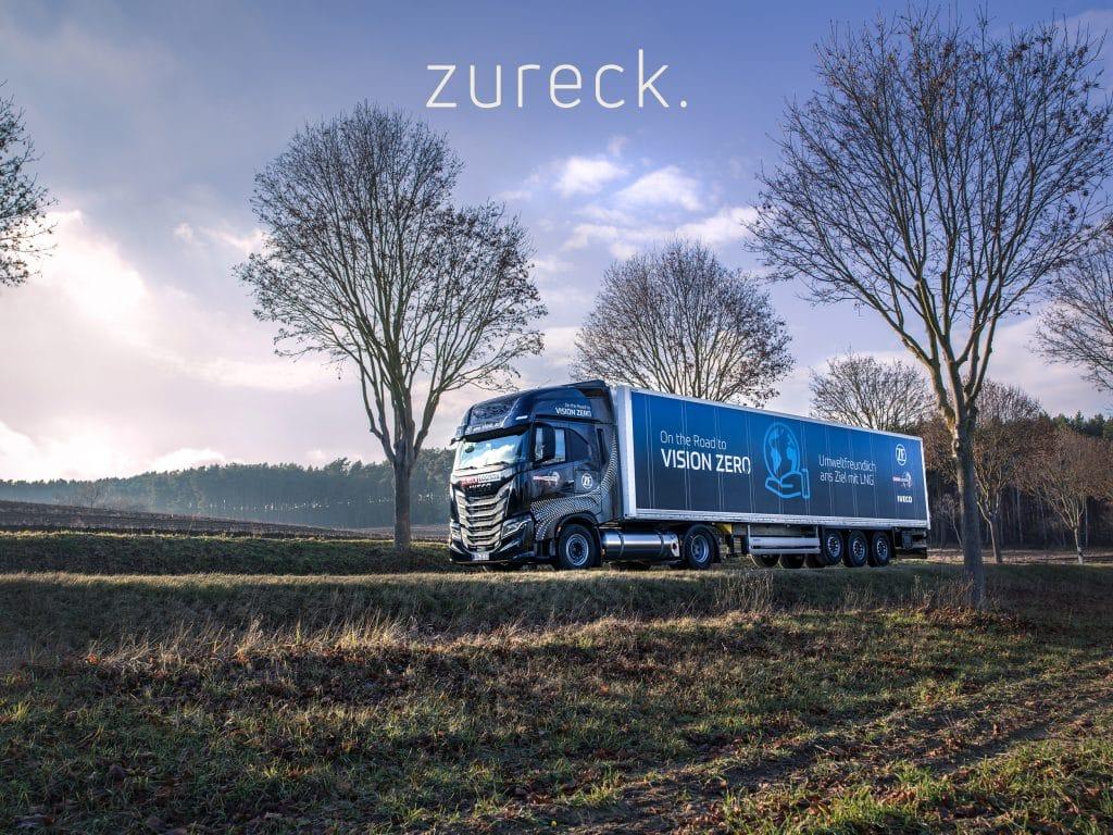 Zureck Kooperation ZF Iveco