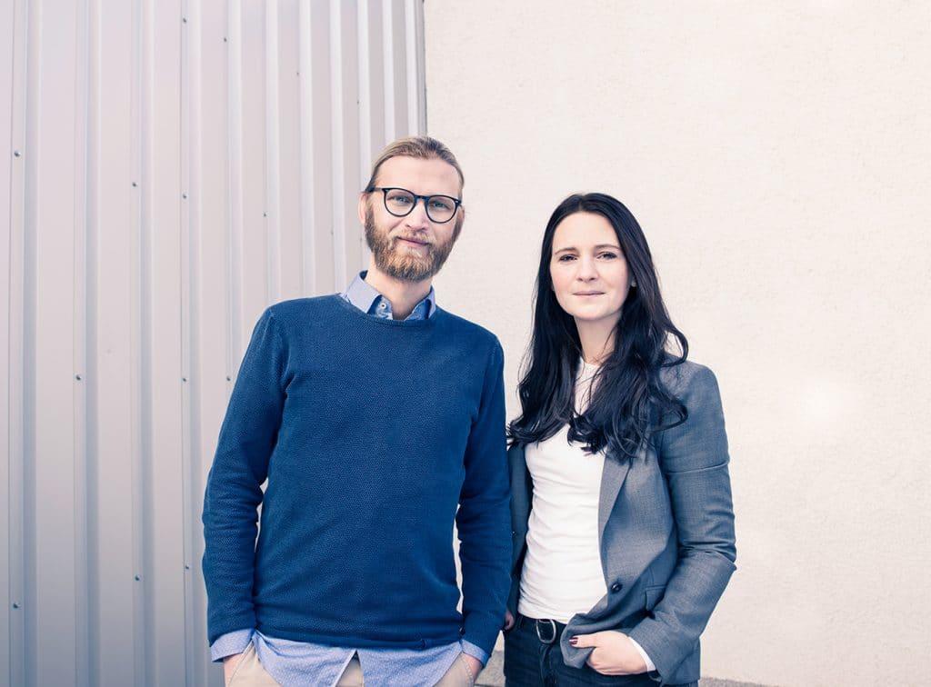 Christoph Zureck und Julia Zureck